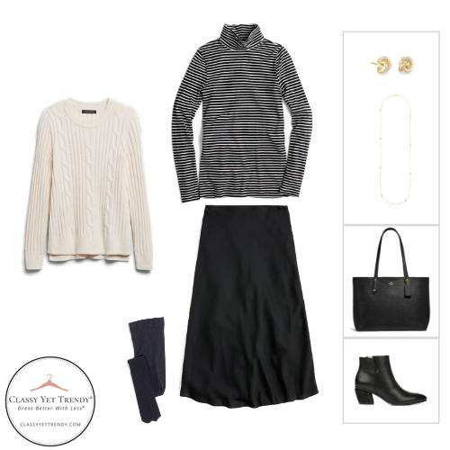 Workwear Capsule Wardrobe Winter 2020 - outfit 78