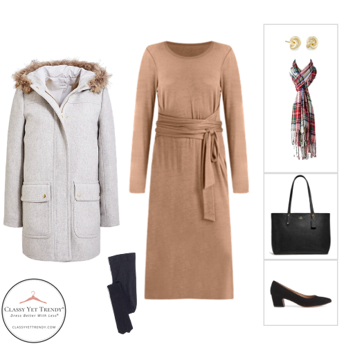 Workwear Capsule Wardrobe Winter 2020 - outfit 79