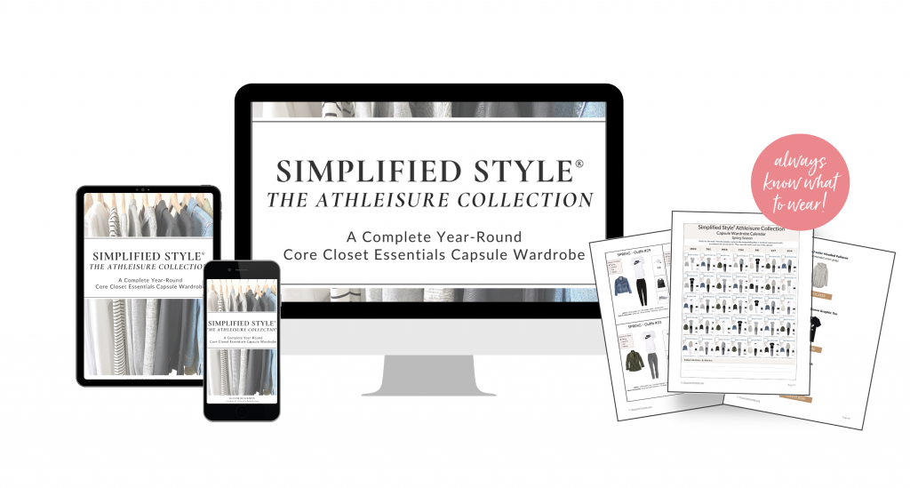 Simplified Style Athleisure Graphic - Devices and Content