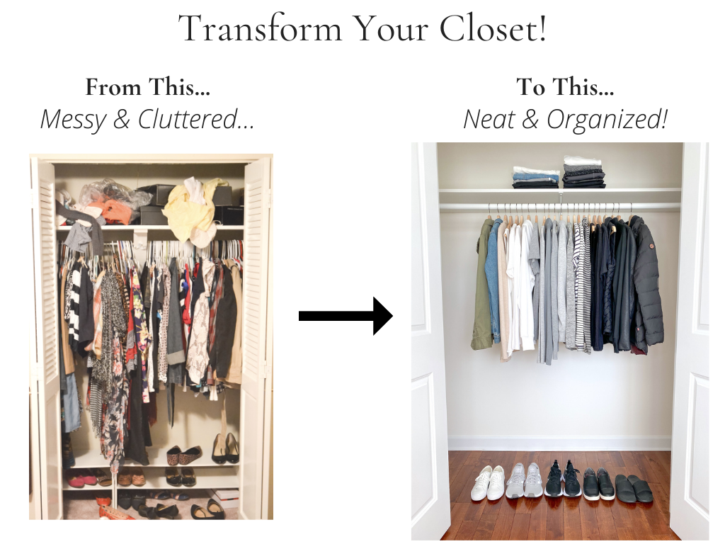 Transform Your Closet - Simplified Style Athleisure