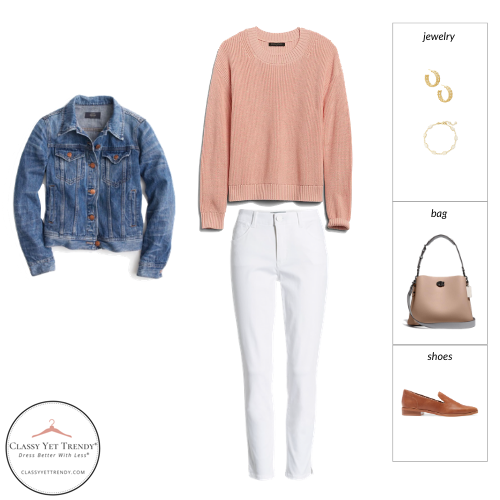 Essential Capsule Wardrobe Spring 2021 - outfit 24