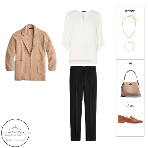 Essential Capsule Wardrobe Spring 2021 - outfit 60