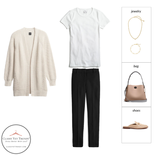 Essential Capsule Wardrobe Spring 2021 - outfit 97