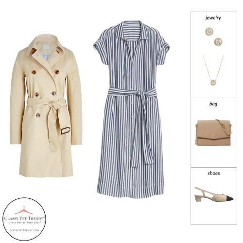 French Minimalist Capsule Wardrobe Spring 2021 - outfit 82