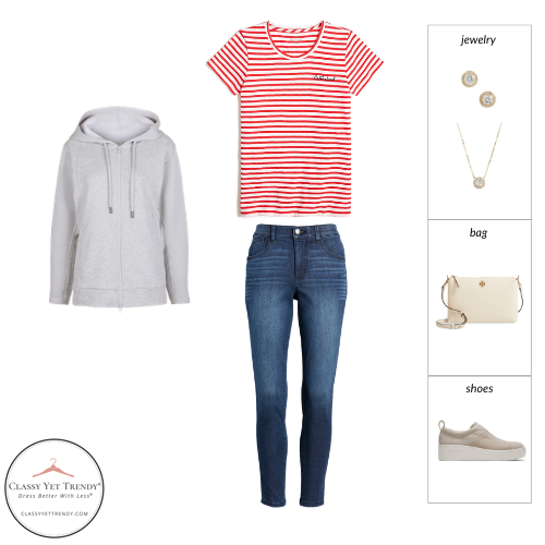 Stay At Home Mom Spring 2021 Capsule Wardrobe - outfit 14