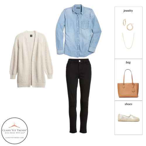 Stay At Home Mom Spring 2021 Capsule Wardrobe - outfit 25
