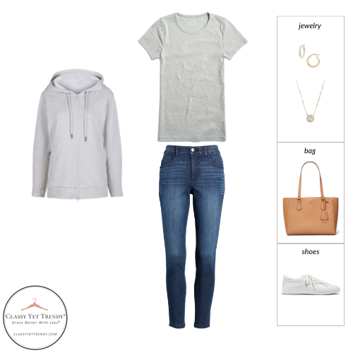 Stay At Home Mom Spring 2021 Capsule Wardrobe - outfit 37