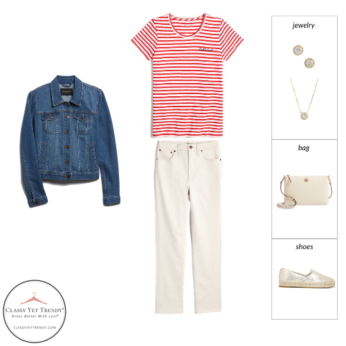 Stay At Home Mom Spring 2021 Capsule Wardrobe - outfit 4