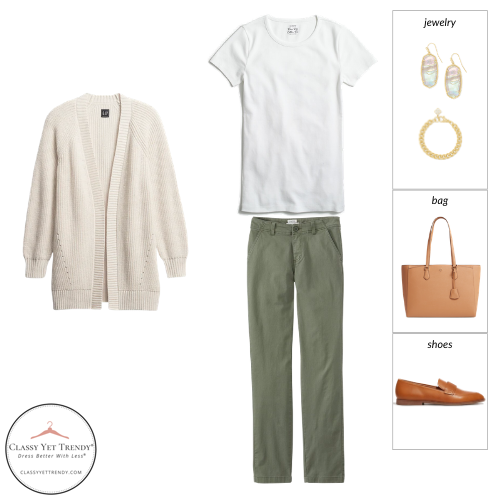 Teacher Capsule Wardrobe Spring 2021 - outfit 100
