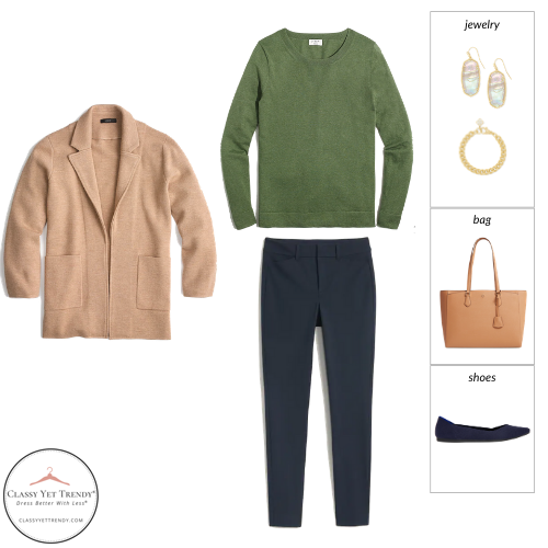 Teacher Capsule Wardrobe Spring 2021 - outfit 16