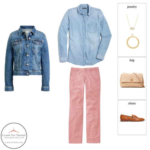 Teacher Capsule Wardrobe Spring 2021 - outfit 27