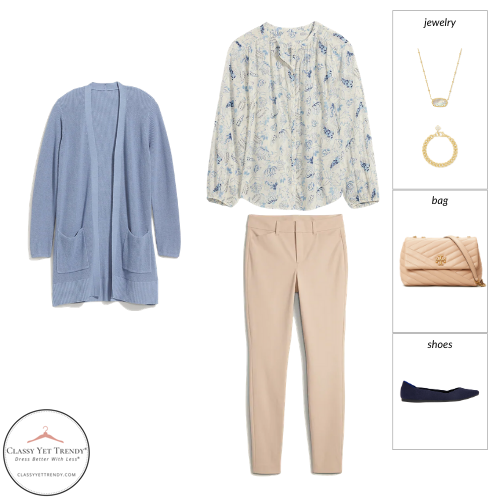 Teacher Capsule Wardrobe Spring 2021 - outfit 7