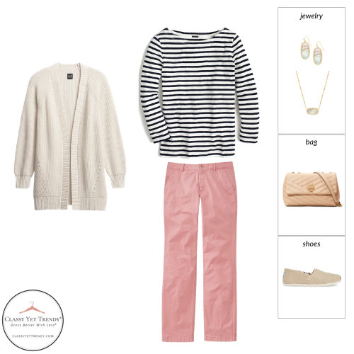 Teacher Capsule Wardrobe Spring 2021 - outfit 73