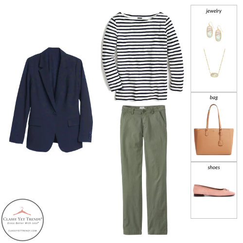 Teacher Capsule Wardrobe Spring 2021 - outfit 83