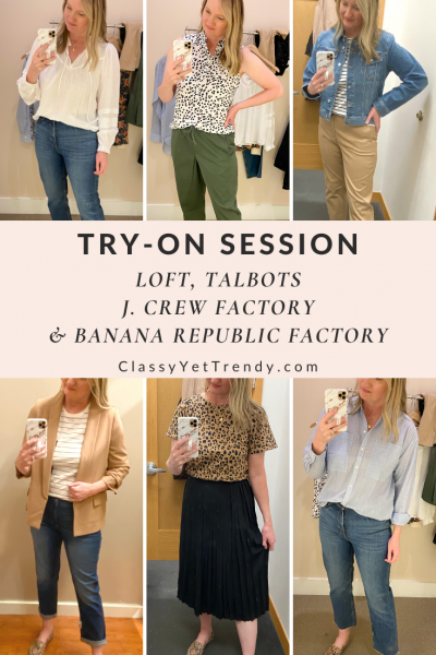 Try-On Session Review February 2021