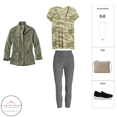 Athleisure Spring 2021 Capsule Wardrobe - outfit 44