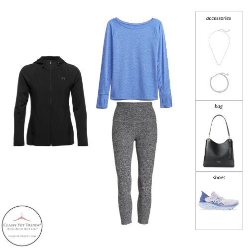 French Minimalist Capsule Wardrobe Spring 2021 - outfit 3