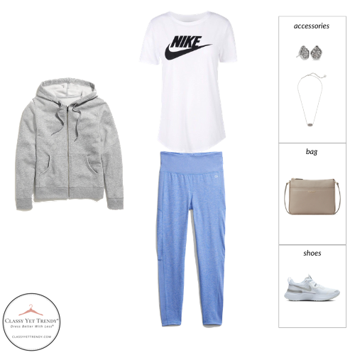 French Minimalist Capsule Wardrobe Spring 2021 - outfit 97
