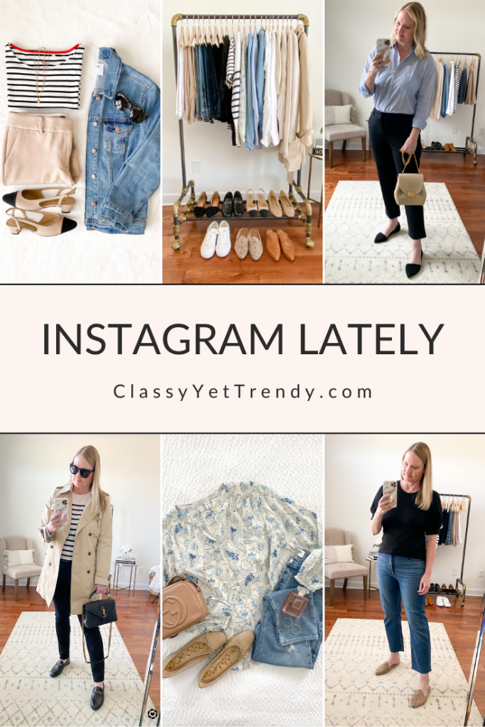 INSTAGRAM LATELY - FEBRUARY MARCH 2021