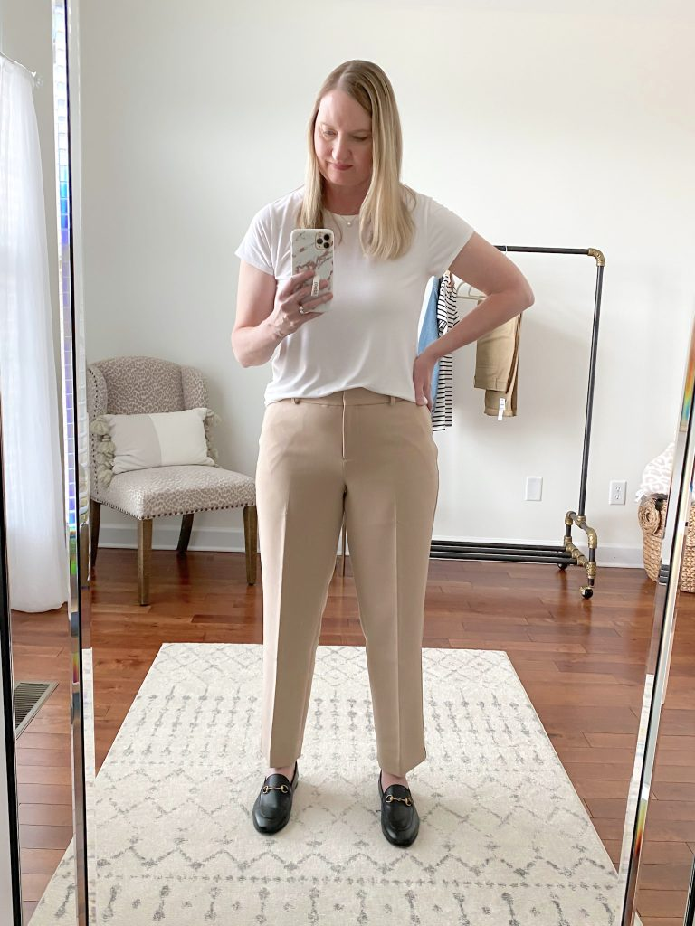 Talbots Try-On - Hampshire Curvy front