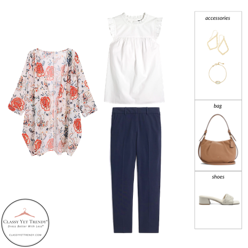 Essential Capsule Wardrobe Summer 2021 - outfit 18
