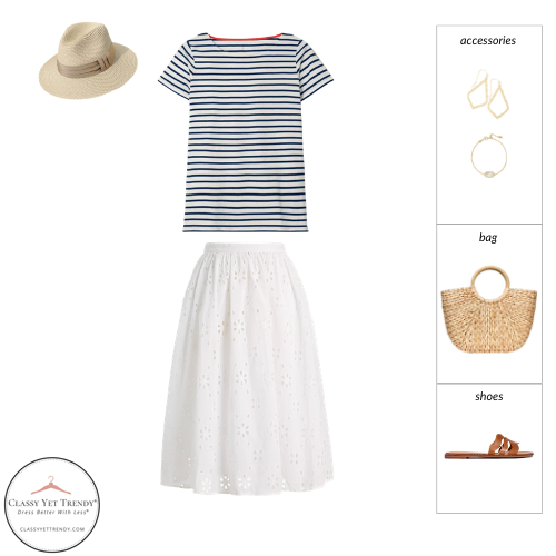 Essential Capsule Wardrobe Summer 2021 - outfit 35