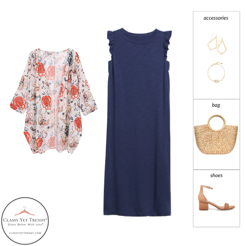 Essential Capsule Wardrobe Summer 2021 - outfit 81