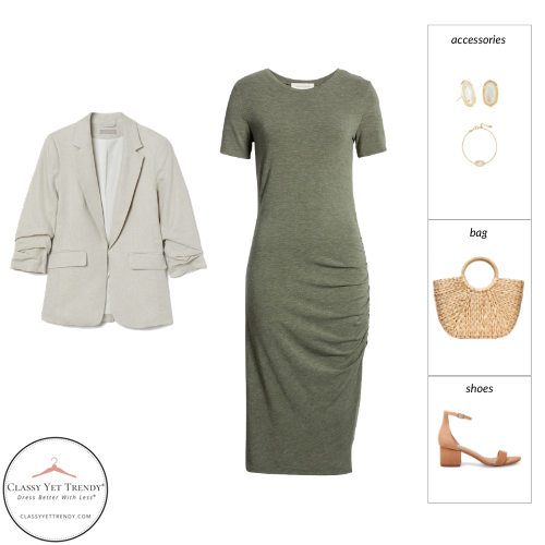 Essential Capsule Wardrobe Summer 2021 - outfit 83