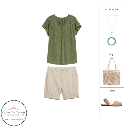 Stay At Home Mom Capsule Wardrobe Summer 2021 - outfit 34