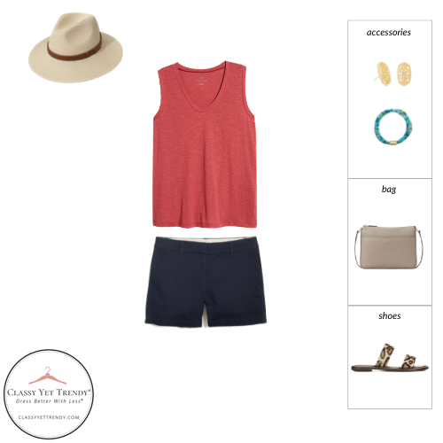 Stay At Home Mom Capsule Wardrobe Summer 2021 - outfit 46