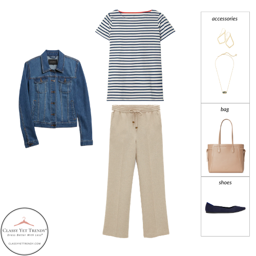 Teacher Capsule Wardrobe Summer 2021 - outfit 12