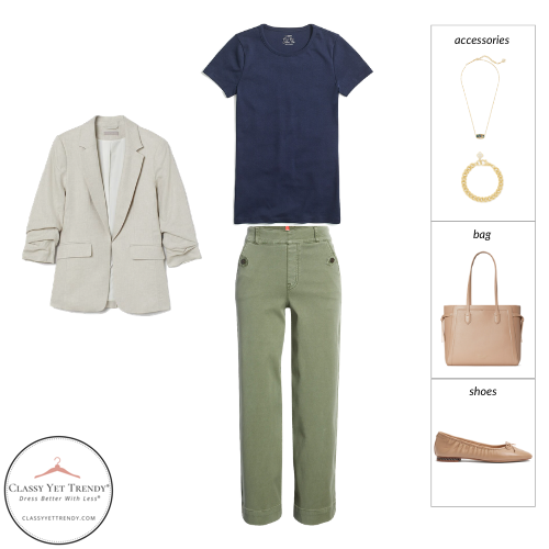 Teacher Capsule Wardrobe Summer 2021 - outfit 29