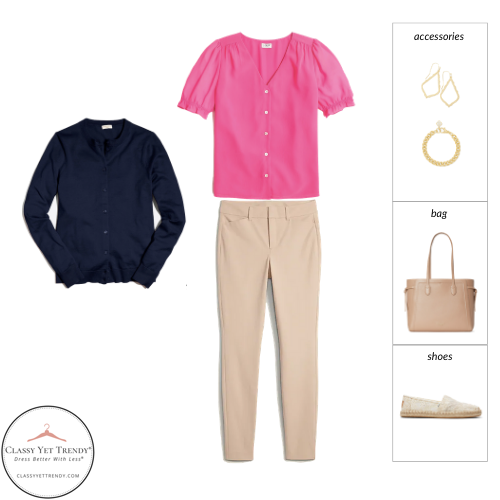 Teacher Capsule Wardrobe Summer 2021 - outfit 46