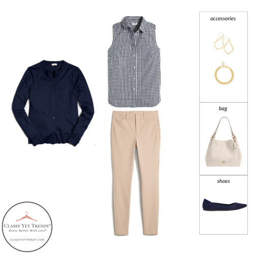 Teacher Capsule Wardrobe Summer 2021 - outfit 54