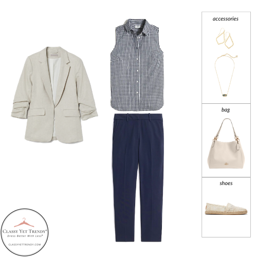 Teacher Capsule Wardrobe Summer 2021 - outfit 55