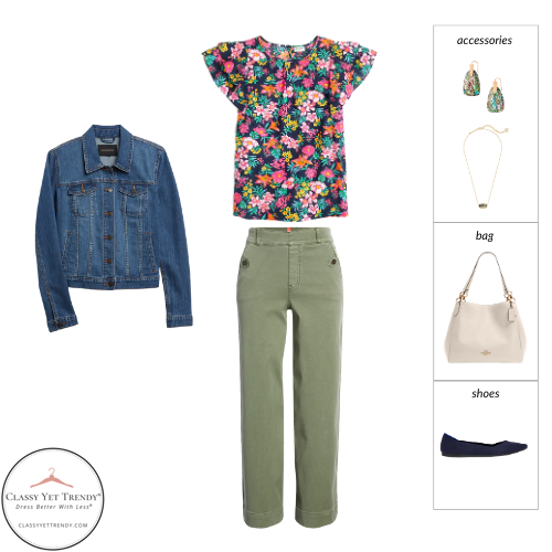 Teacher Capsule Wardrobe Summer 2021 - outfit 63