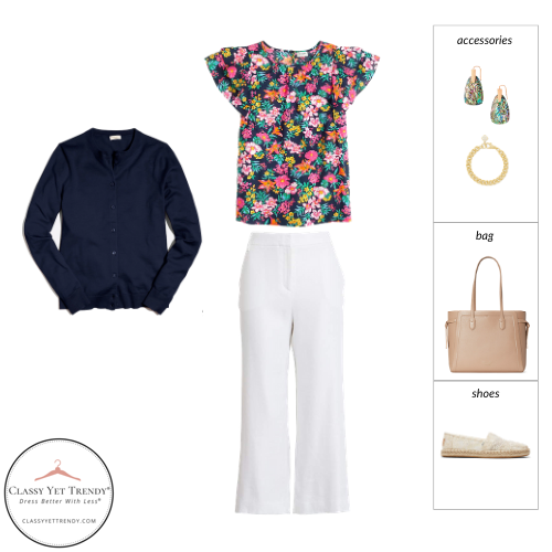 Teacher Capsule Wardrobe Summer 2021 - outfit 71