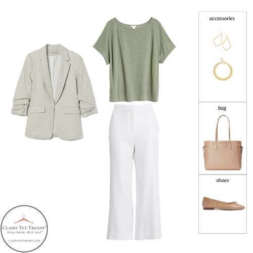 Teacher Capsule Wardrobe Summer 2021 - outfit 89