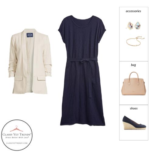 Workwear Capsule Wardrobe Summer 2021 - outfit 76