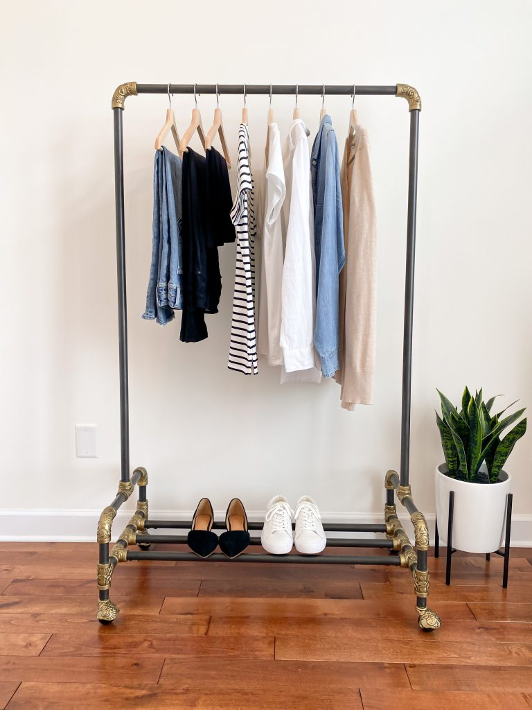 How To Start A Capsule Wardrobe For Beginners 4 Steps - shoes
