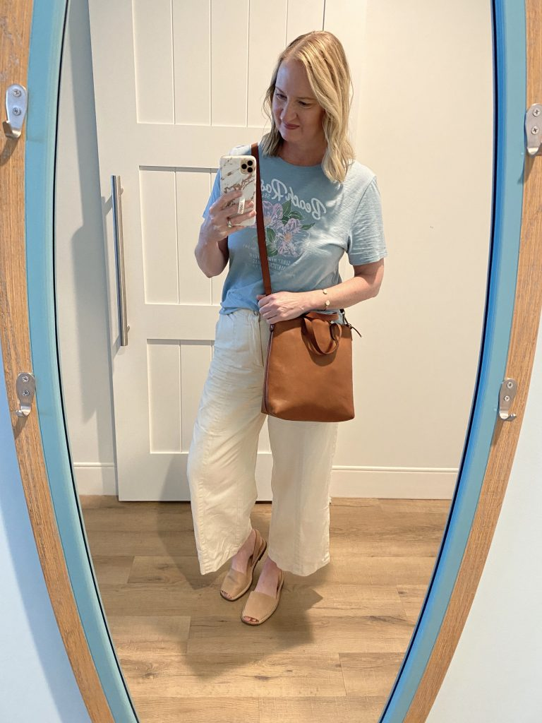 J Crew Try-On Reviews June2021 - what I wore