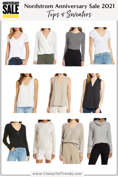 Nordstrom-Anniversary-Sale-2021-Capsule-Wardrobe-Essentials-Tops-and-Sweaters