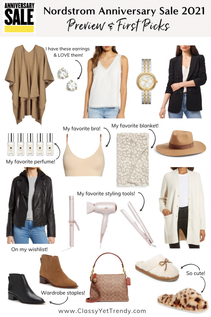 Nordstrom Anniversary Sale 2021 Preview and First Picks