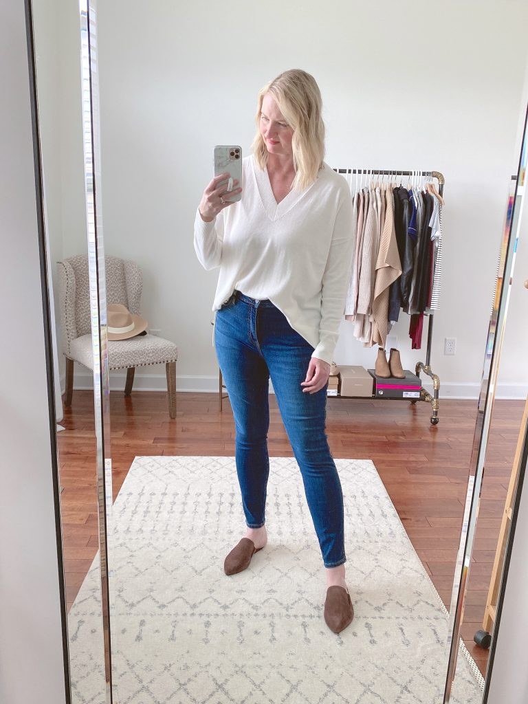 Nordstrom Anniversary Sale 2021 Try On Reviews - outfit 1