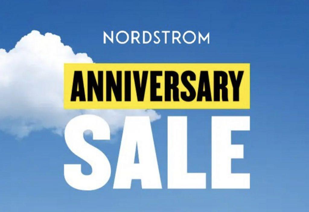 Nordstrom Anniversary Sale 2021 cloud banner
