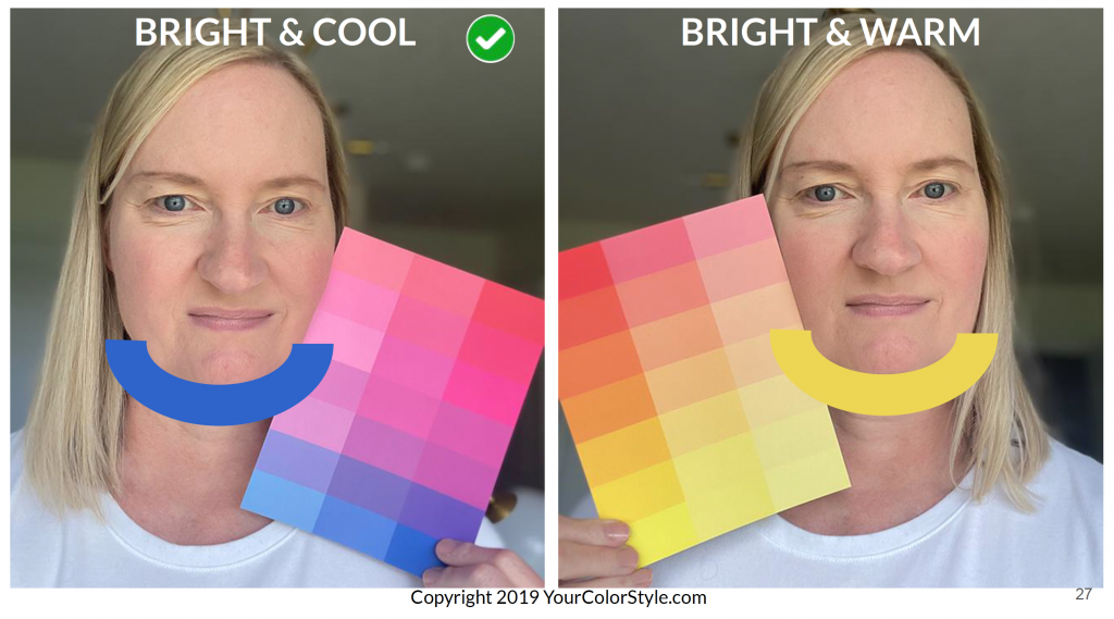 Your Color Style - color card photos 1