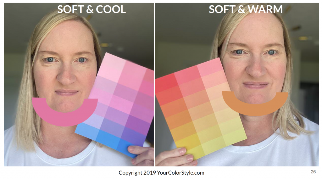 Your Color Style - color card photos 2
