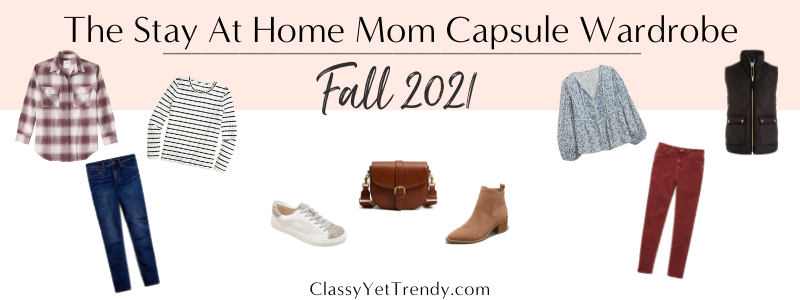 BANNER 800X300 - The Stay At Home Mom Capsule Wardrobe Fall 2021