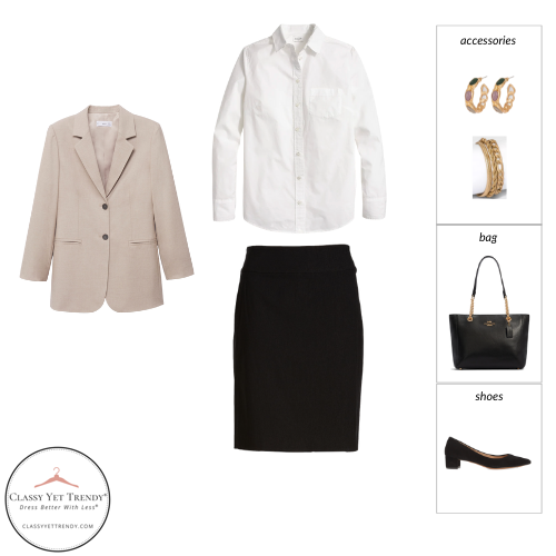 Essential Capsule Wardrobe Fall 2021 - outfit 12