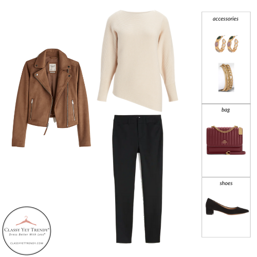 Essential Capsule Wardrobe Fall 2021 - outfit 29